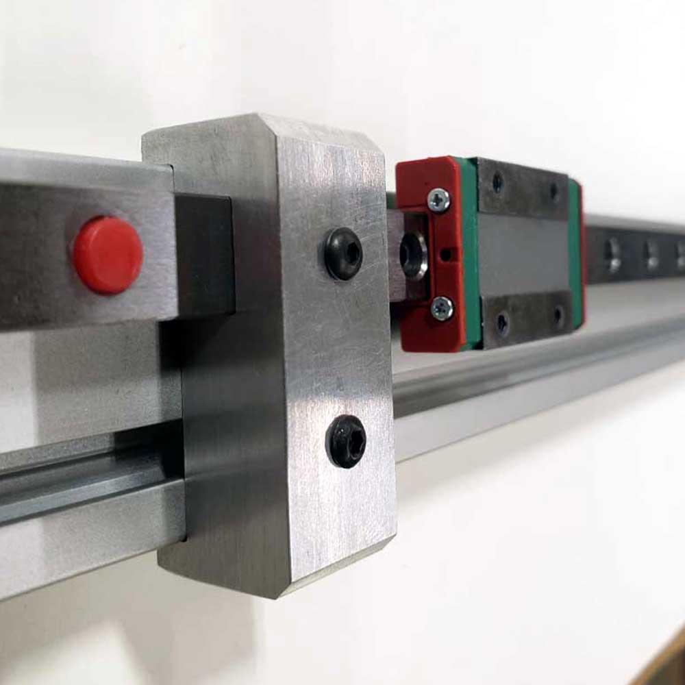 Linear Stops / Endstop Switch Mount 1