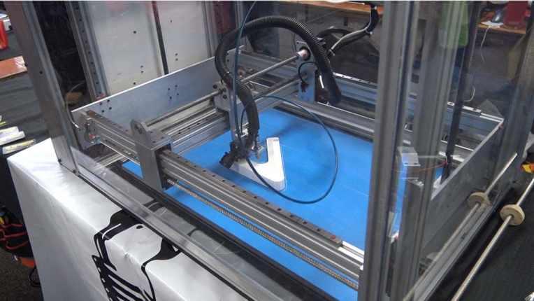 3D Printing at Reprap Festival