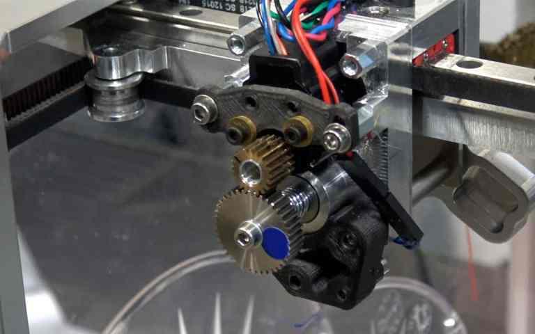 E3D Tool Changer Assembly