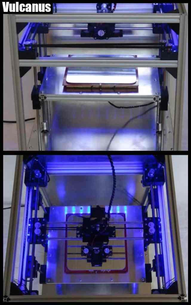 Vulcanus Core-XY 3D Printer