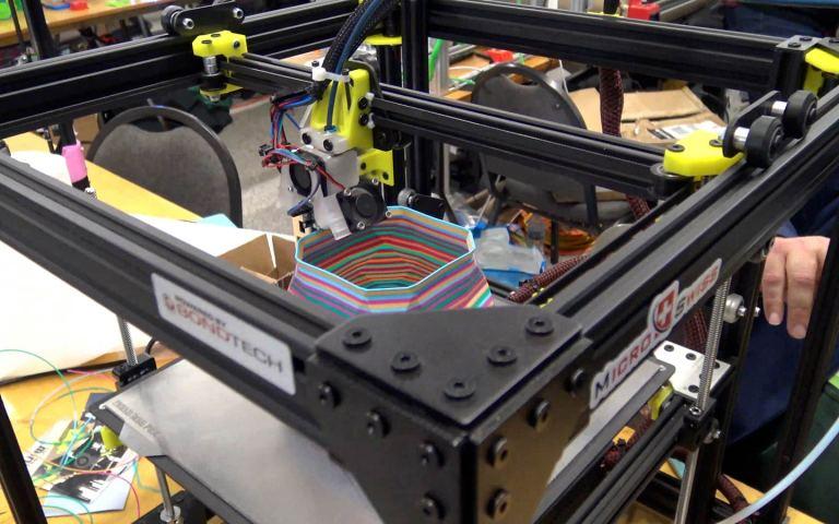 Ratrig V-Core 3D Printer