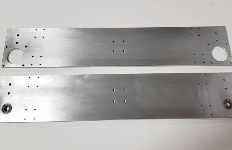 WorkHorse 3D Printer Gantry Plates