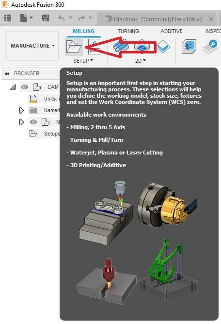 Fusion 360 CAM Tutorial-Mill 2