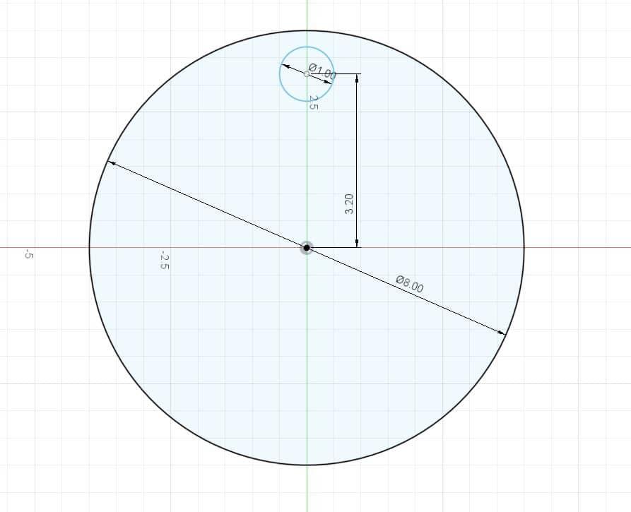 Fusion 360 Tutorial-Circular Pattern-Rectangular Pattern 3
