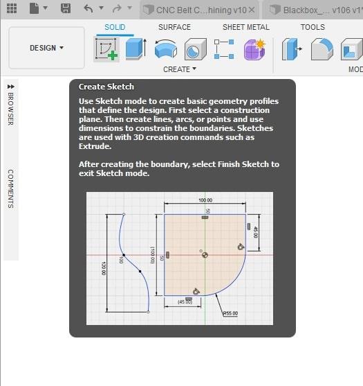 Fusion 360 Tutorial-Circular Pattern-Rectangular Pattern 10