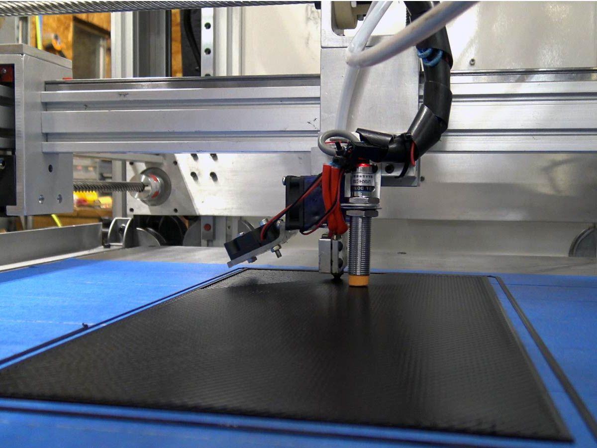 Workhorse 3d printer 3d printing