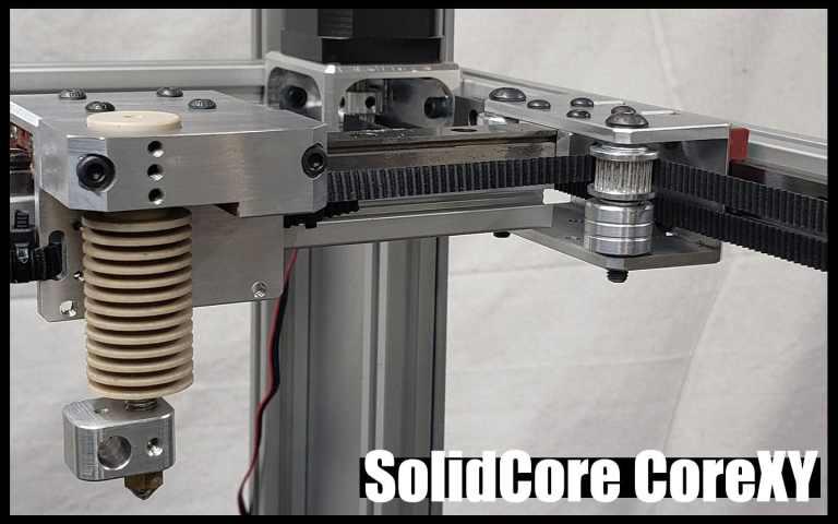 SolidCore CoreXY Carriage
