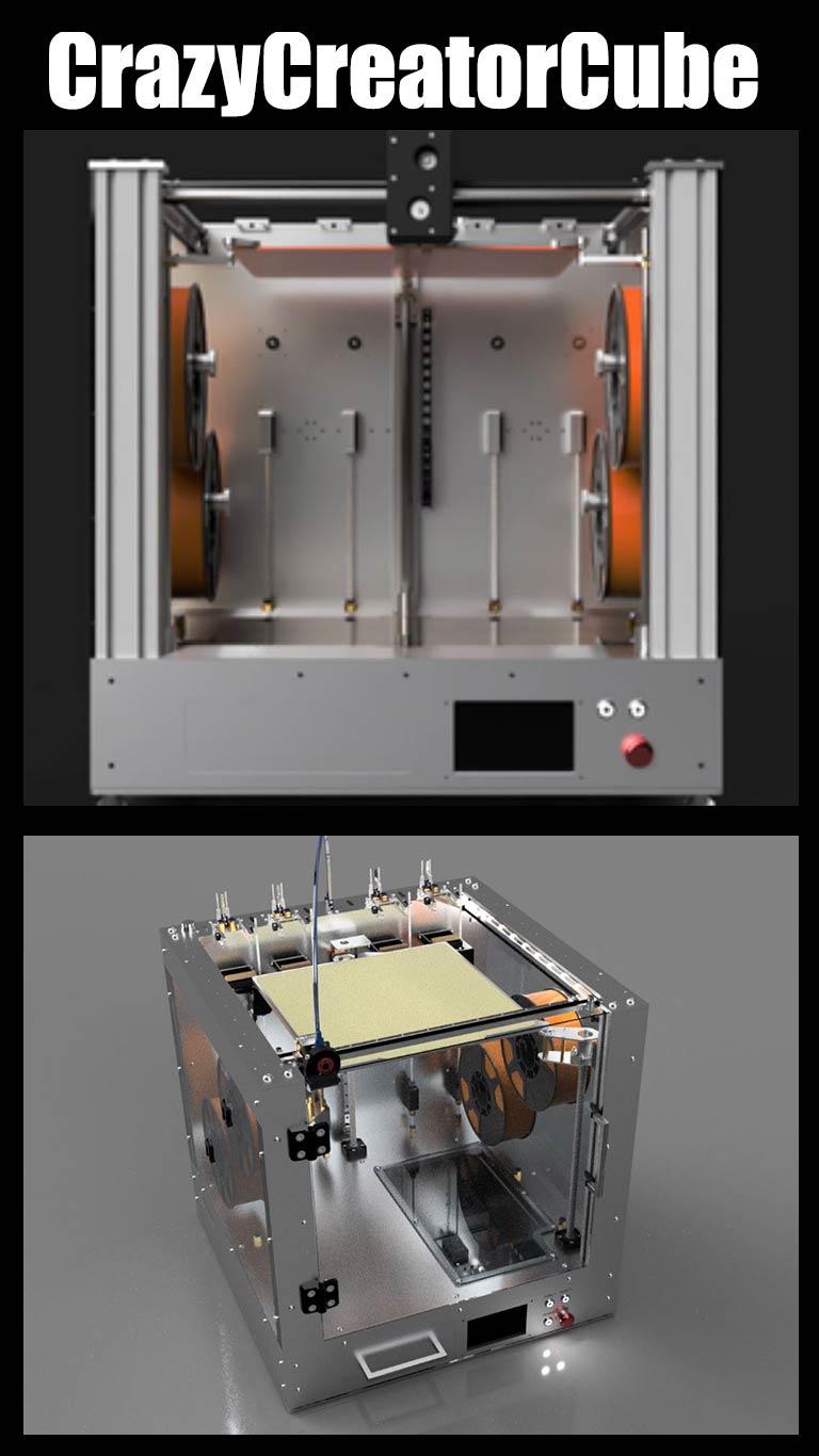 Best CoreXY 3D Printers 2021 4