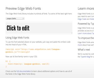Adobe Edge Web Fonts 02