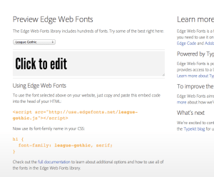 Adobe Edge Web Fonts 02