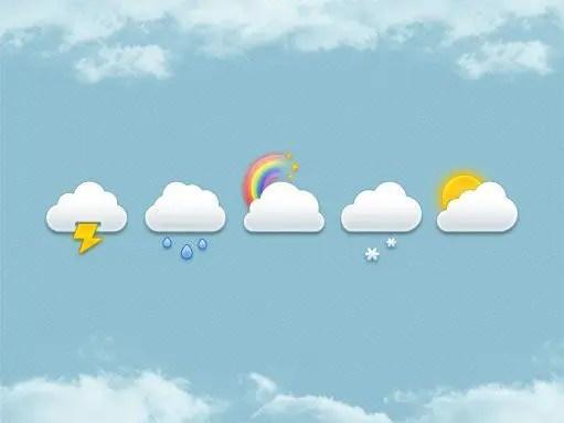 pack de nubes