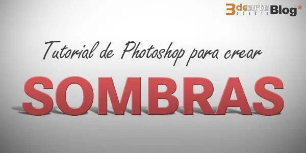 Tutorial de Photoshop para crear sombras