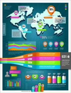 Infographic Vector Elements 3