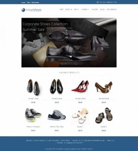 Tema Prestashop LCS Just Shoes