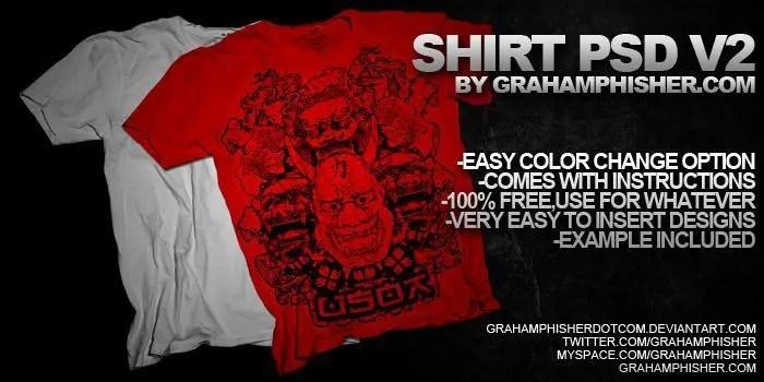 Shirt_PSD_V2_by_GrahamPhisherDotCom