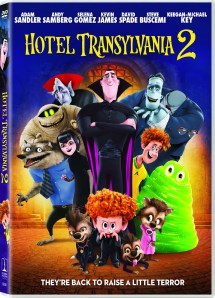 Hotel Translyvania 1 And 2 Dvd Giveaway