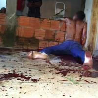 Jovem é assassinado com duas facadas no Bairro Ferreira Silva, em Brasileia