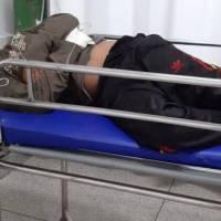 Acidentes e agressão marcam sábado na fronteira: três deram entrada no hospital