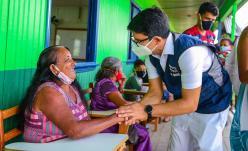 Com emenda de Jenilson, comunidade do Gregório é contemplada com atendimento de saúde especializado 3