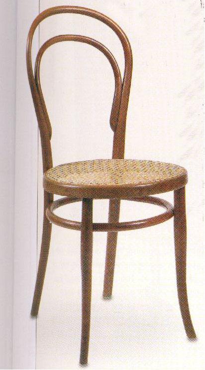 Thonets Chair No 14  3designhistory