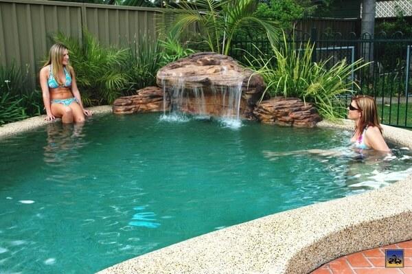 devis cascade de piscine gratuit prix