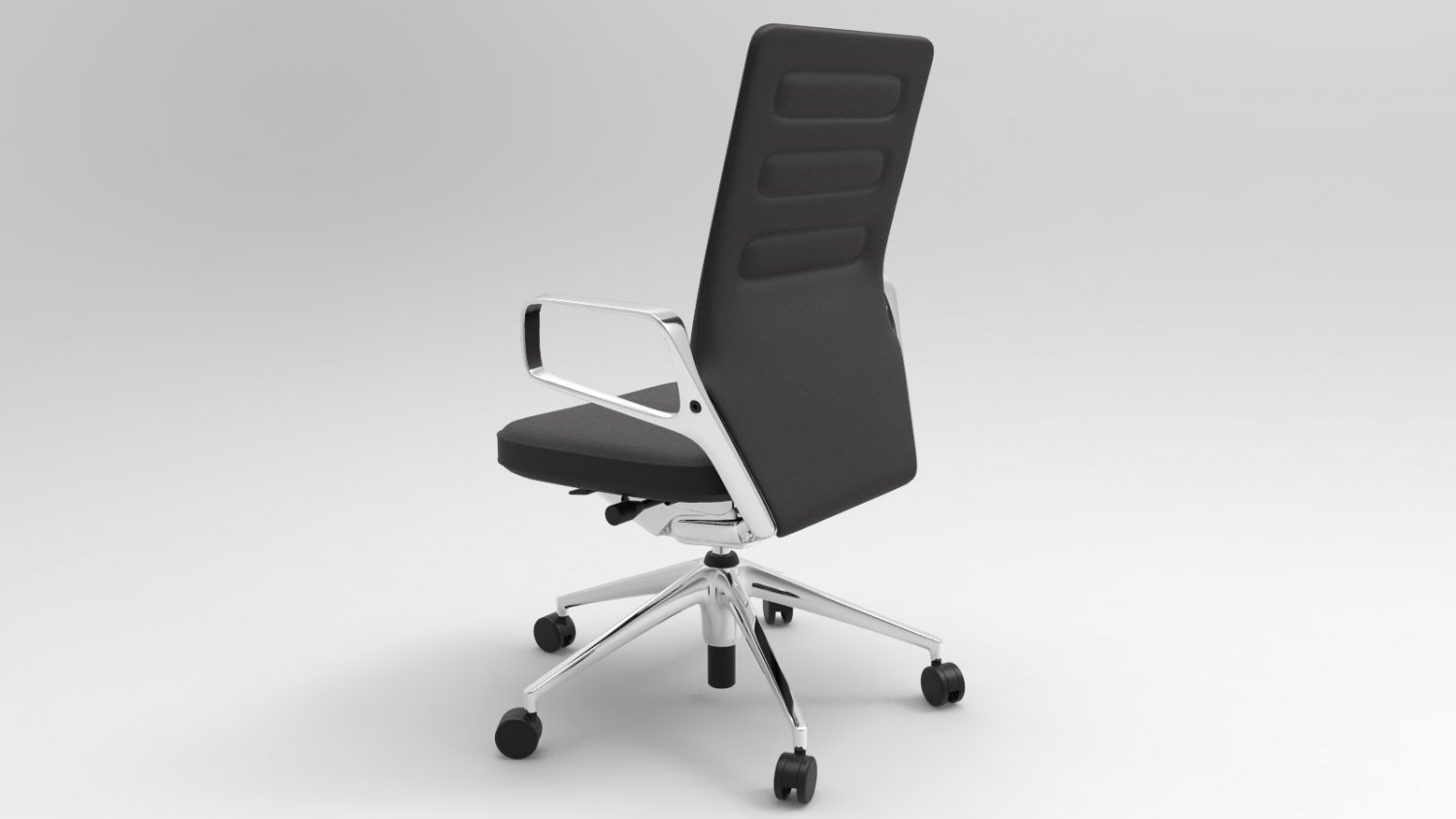 Vitra Office Chair Vitra Ac4 Office Chair 3d Model In Chair 3dexport