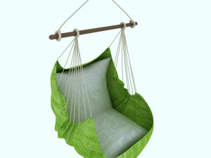 swing chair revit family party decorations covers hammock 3d model models download available formats c4d