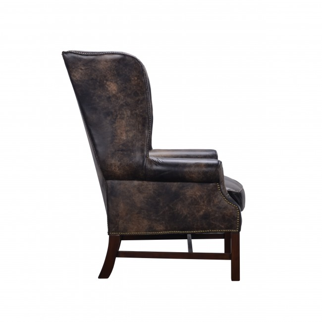 halo kensington leather sofa cute bed daddy downing armchair