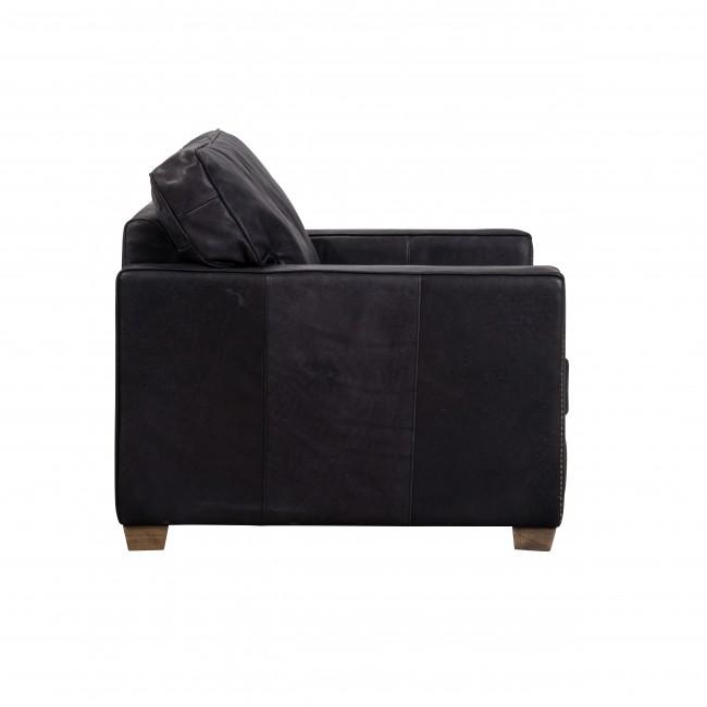 halo kensington leather sofa disney princess toddler bean bag chair viscount william 1 seater