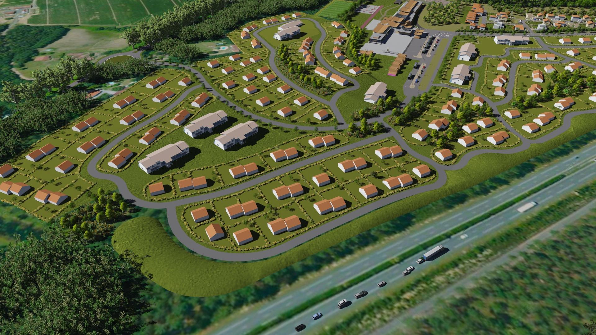 3dfhfr  Modlisation 3D pour la promotion immobilire