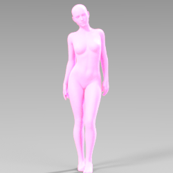 Genesis 8 Female – Standing Pose 001