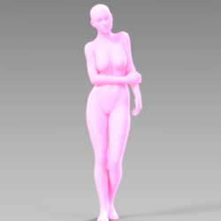 Standing Pose 002