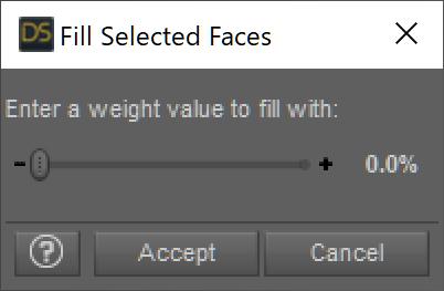 0.0%にしてAccept