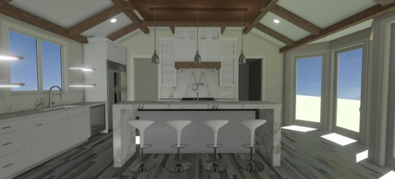 Kitchen Concept 4