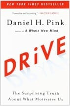 Drive: The Surprising Truth About What Motivates Us Image