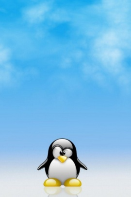 Cute Baby Pics For Whatsapp Wallpaper Linux Penguin Iphone Wallpaper 3d Iphone Wallpaper