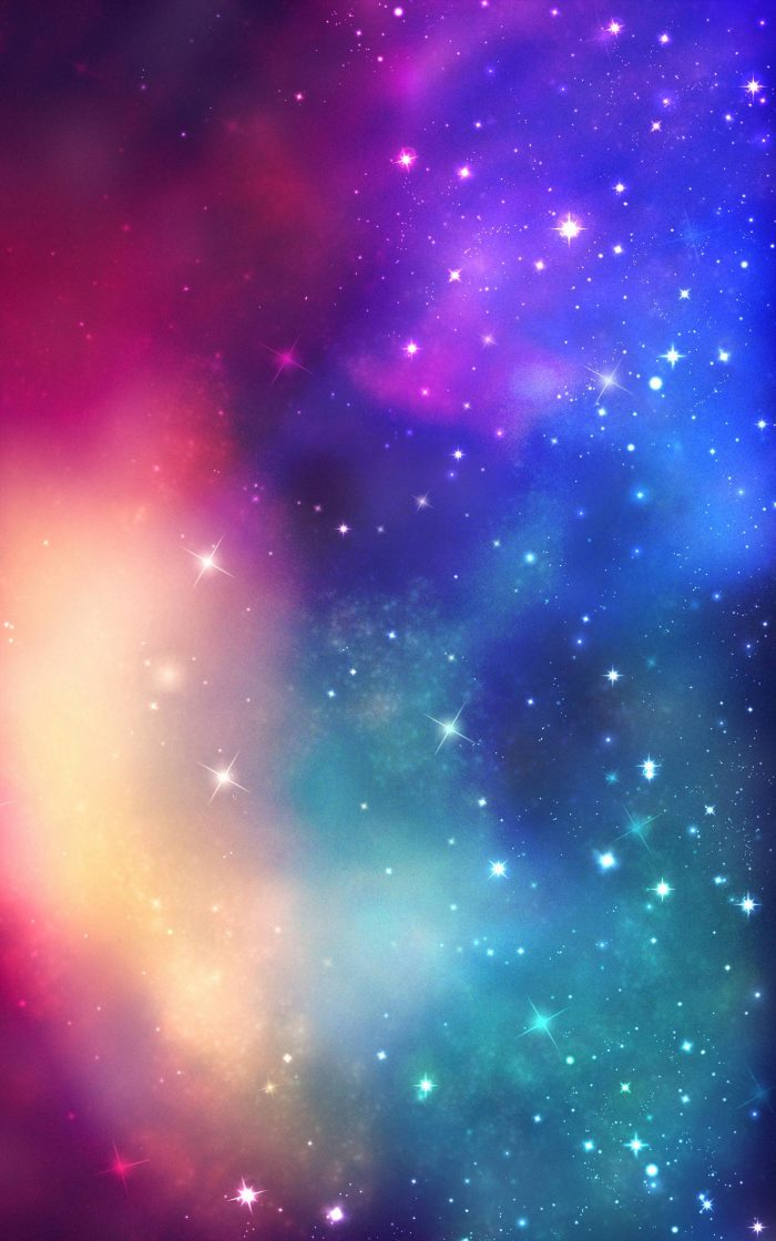 Outer Space Stars Wallpapers  2019 3D iPhone Wallpaper