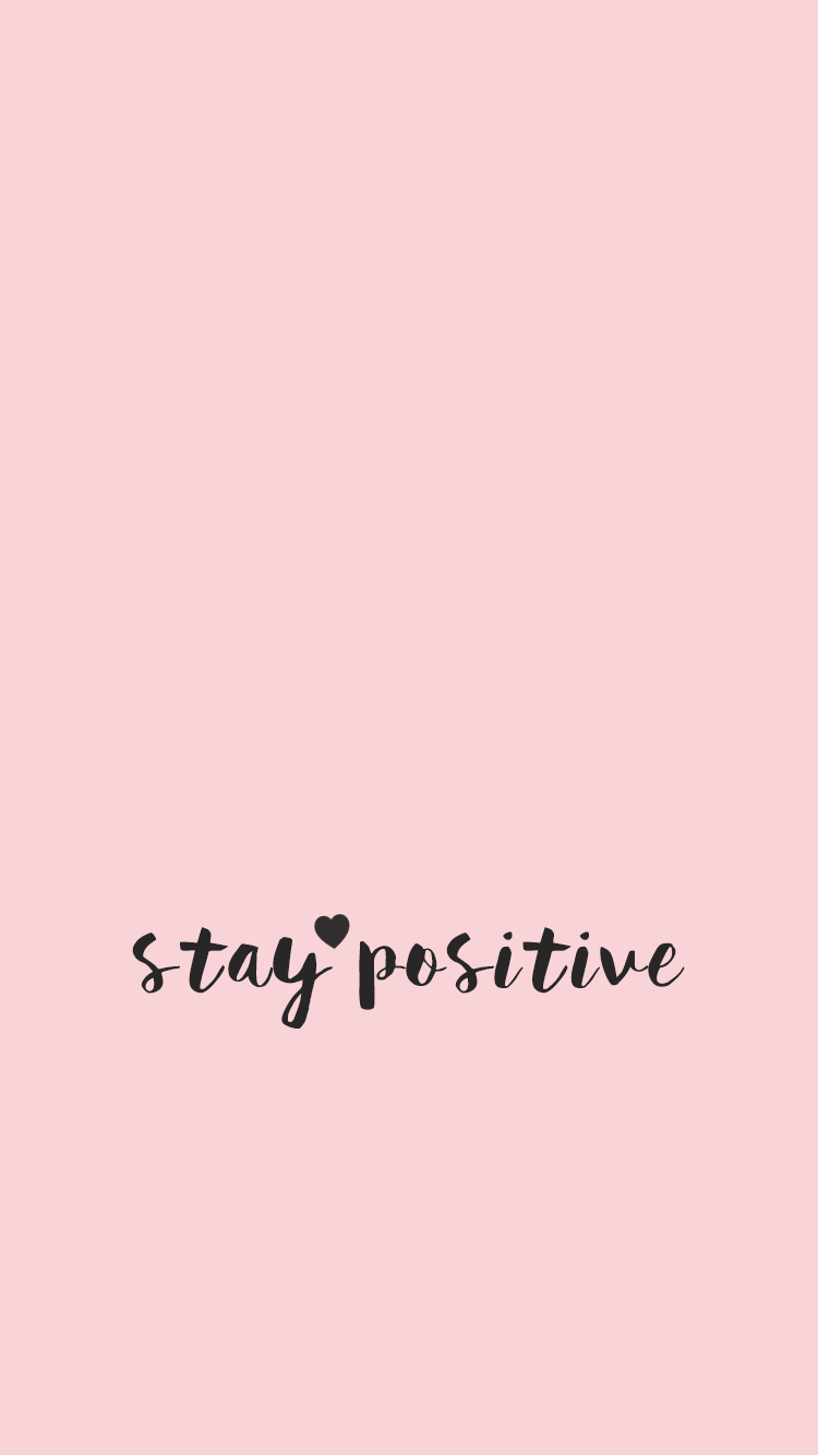 Quotes Baby Pink Wallpaper iPhone   2020 3D iPhone Wallpaper