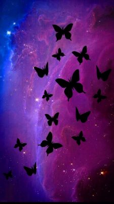 Free Cute Owl Wallpapers Iphone Wallpaper Purple Butterfly 2020 3d Iphone Wallpaper