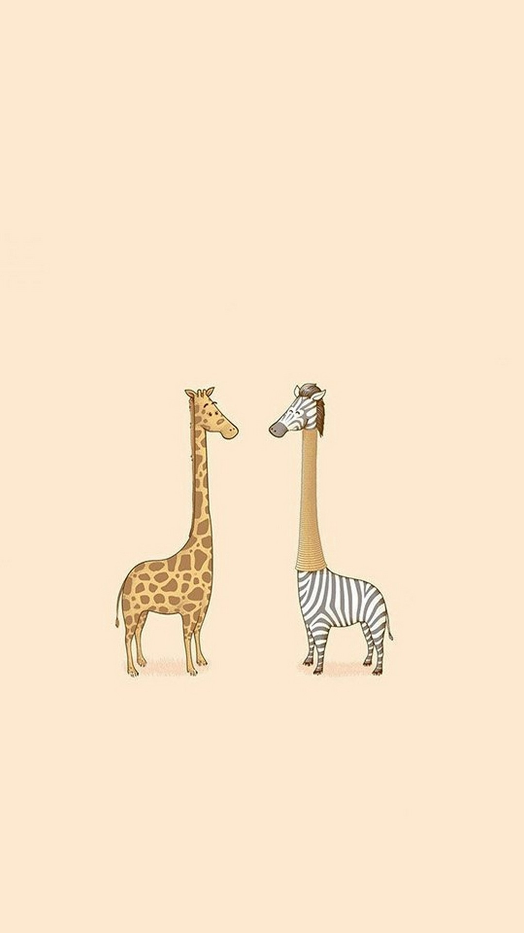 Cute Trendy Wallpapers Quotes Laptop Cute Giraffe Zebra Wallpaper Iphone 2019 3d Iphone Wallpaper