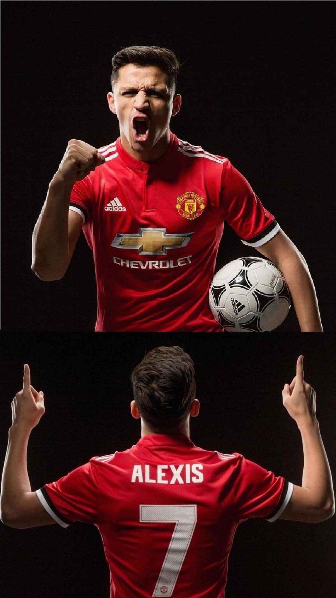Alexis Sanchez Wallpaper Iphone Iphone Wallpaper Alexis Sanchez Manchester United 2019