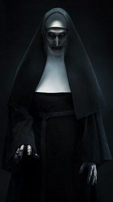Cute Lock Screen Wallpaper Hd The Nun Valak Wallpaper For Iphone 2019 3d Iphone Wallpaper