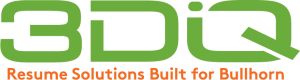 3DIQ logo with tagline