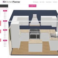 Kitchen Planner Griddle 3d Design A Online Free And Easy