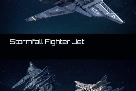 Stormfall Fighter Jet