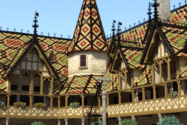 3dmodel medieval daz studio faveral
