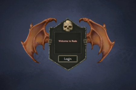 A bit of a view to the Rada Quest interface