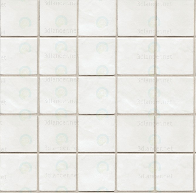 Descargar textura Azulejo blanco para 3d max  numero