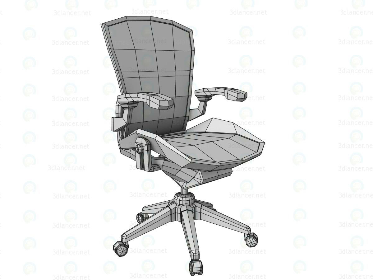 office chair 3d model modern outdoor lounge canada download for free