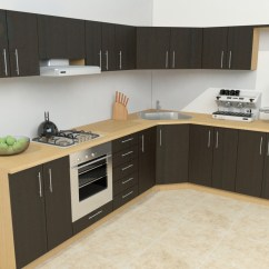 Easy Kitchen Design Software Free Download Cabinets Las Vegas 3d Model Simple For